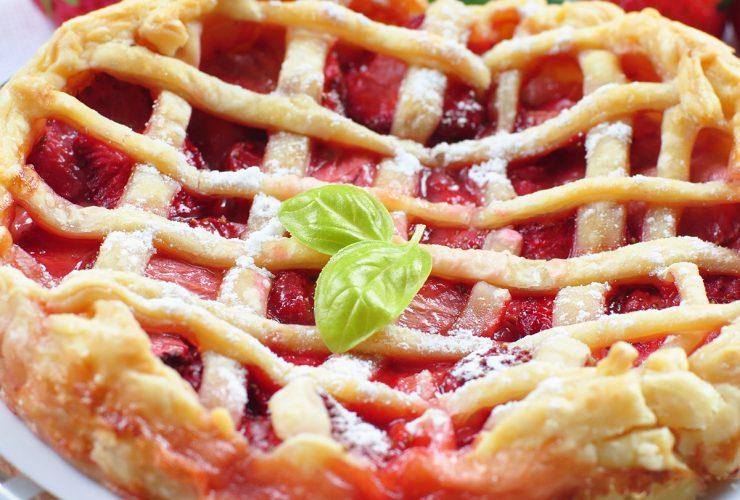ss strawberry pie