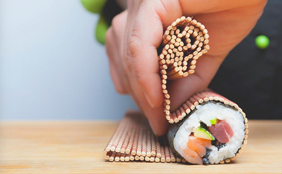 Sushi class iStock