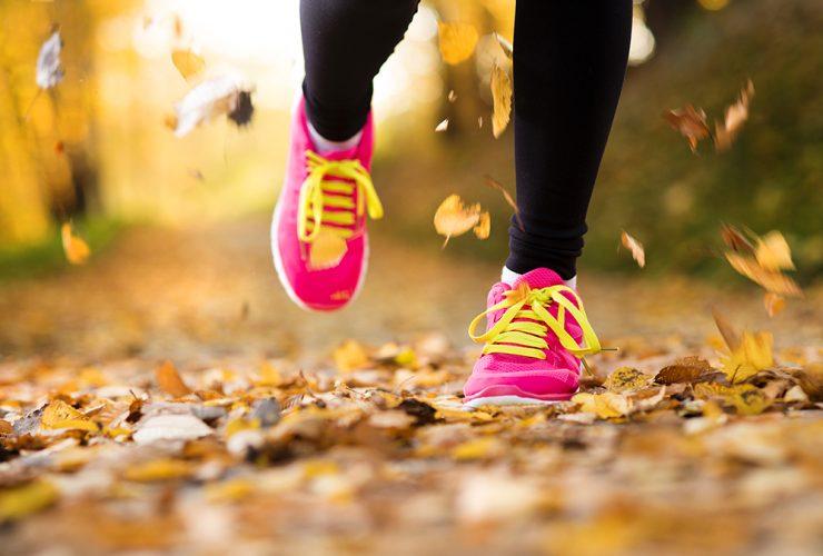 Thanksgiving Running