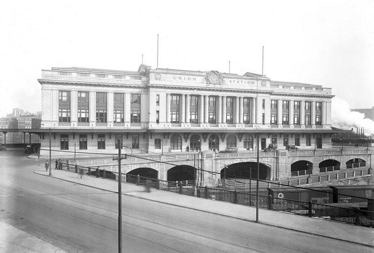 union station UMBC