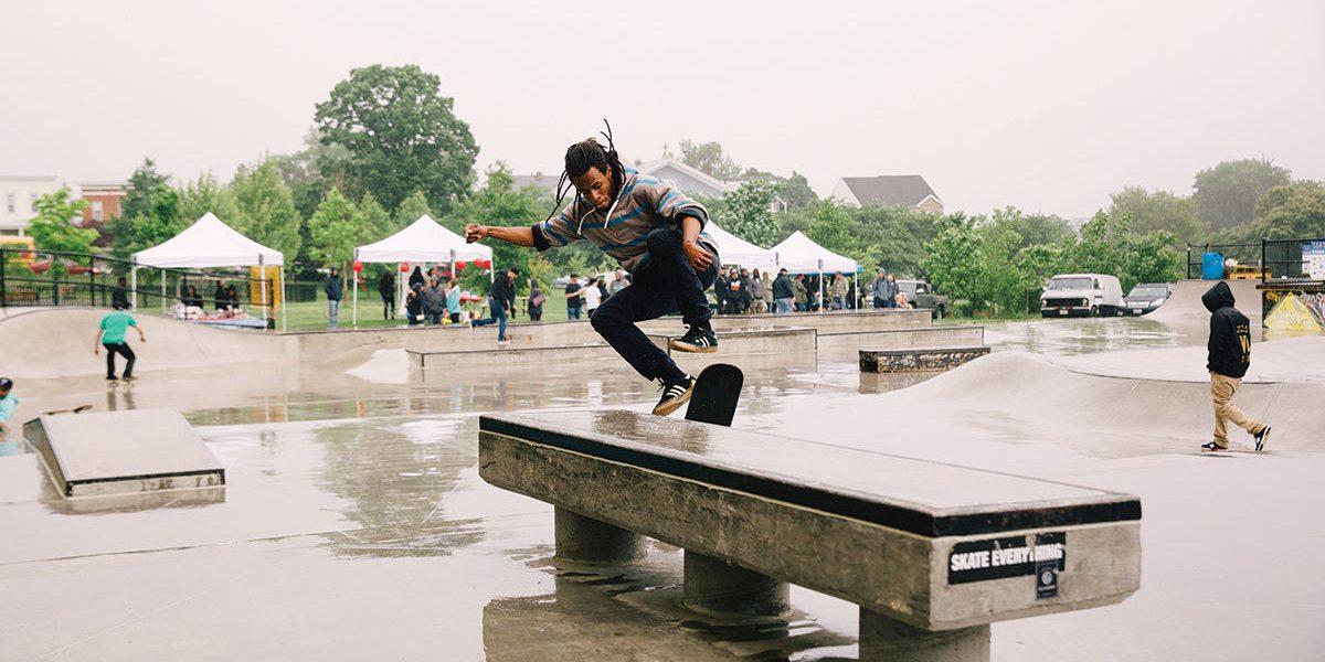 YAE skatepark