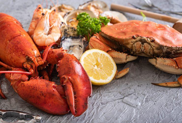 Crablobsterpod