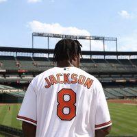 Lamar Jackson Camden