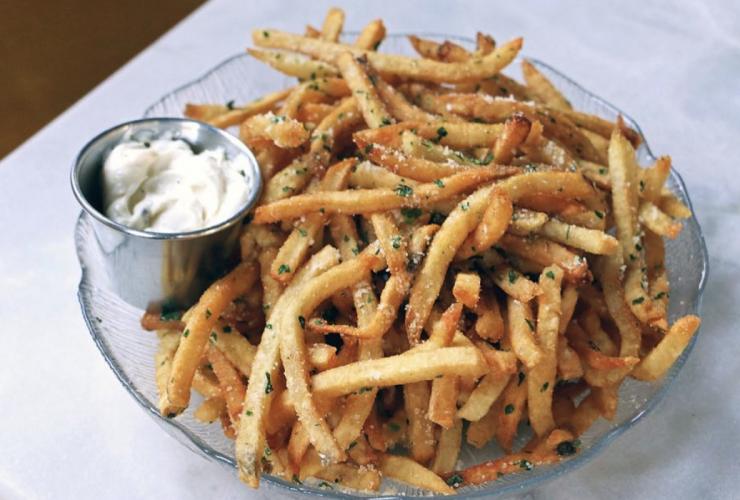 Bluebird Fries