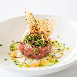 Citron Tuna Tartare