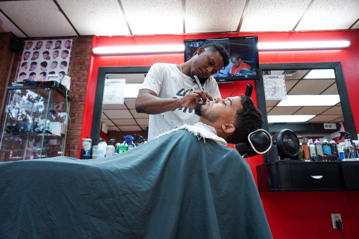 Crown Barber