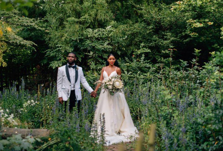 Cylburn Arboretum Baltimore Wedding Black Love Erika Layne 2693