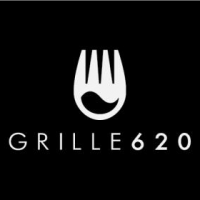 Grille 620 Logo In Black