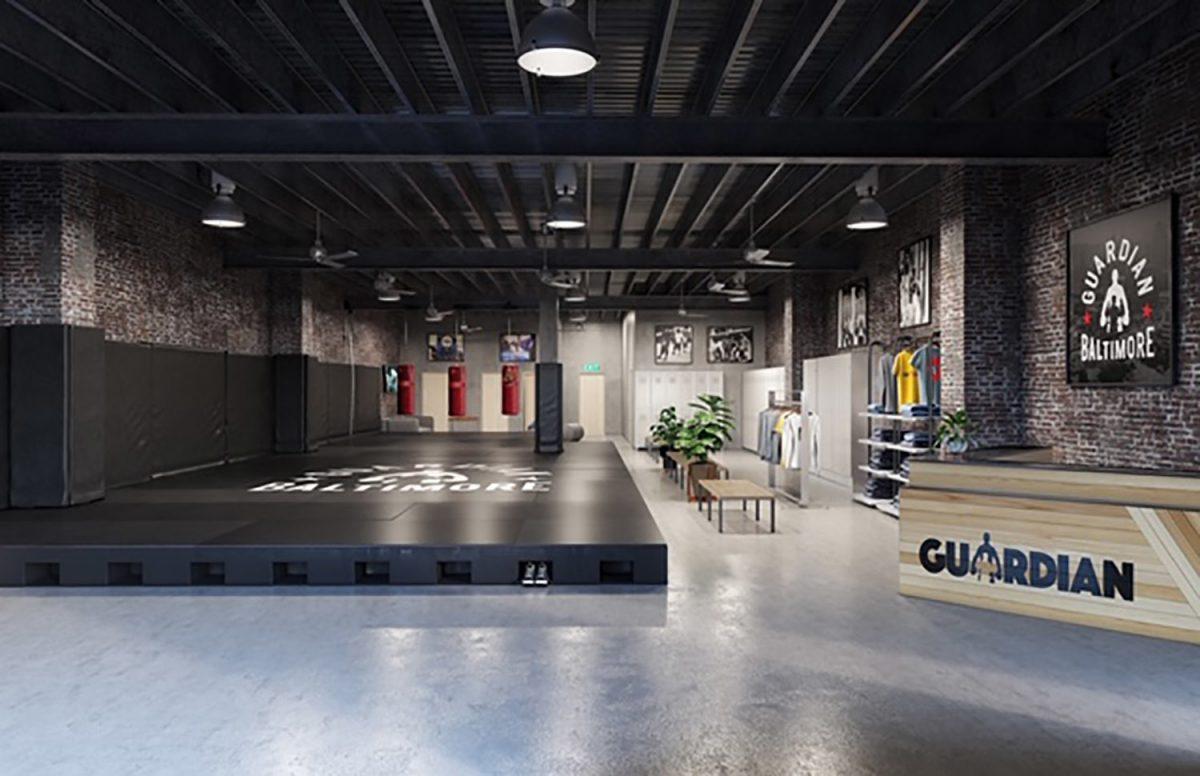 Guardian Gym Main