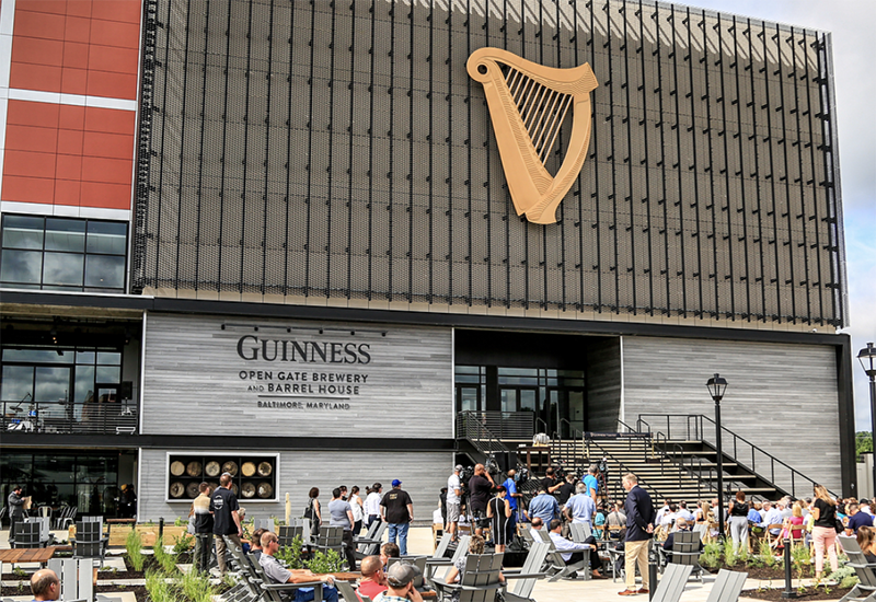 Guiness Outside