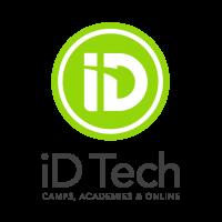 I D Tech Company Logo Stacked Tagline 12