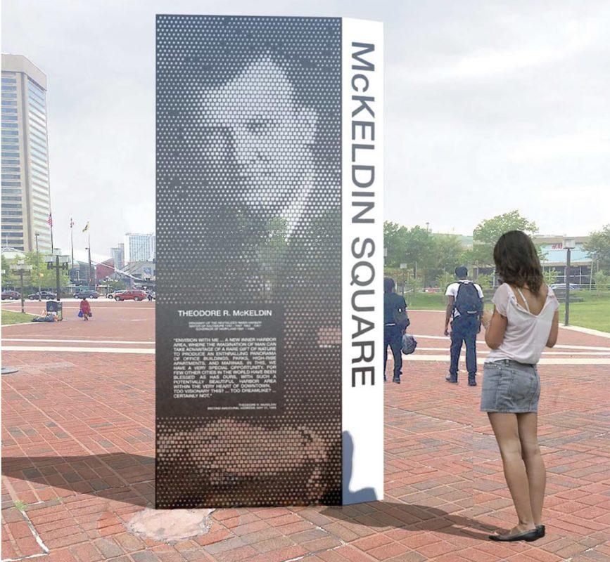 Mc Keldin Square