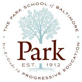Park Tree Round Logo