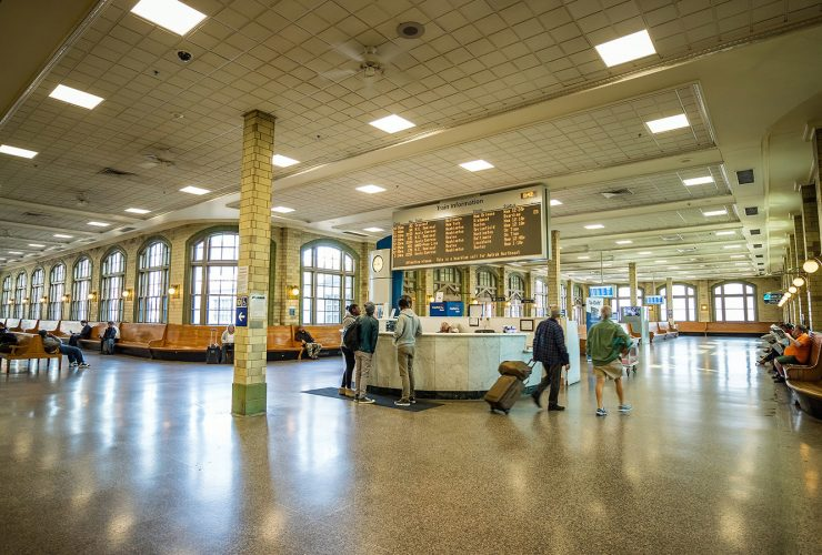 Penn Station Meeting