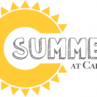 Summer At Calvert Logo