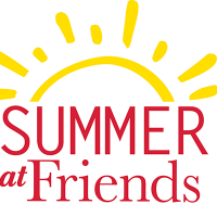 Summer At Friends Logo