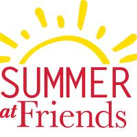 Summer At Friends Logo