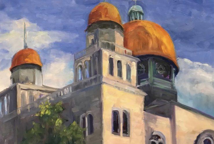 Synagogue Header
