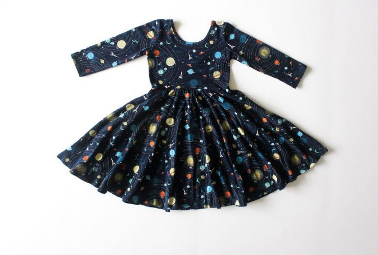 Worthy Threads Twirly Dress