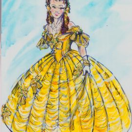 11 Yellow Belle1