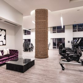 414 Light Street Gym 1