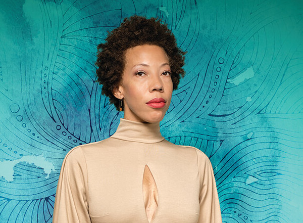 Amy Sherald Teal