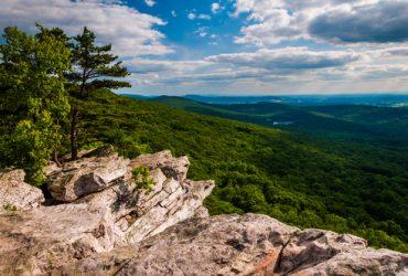 Annapolis Rock Trail Hike