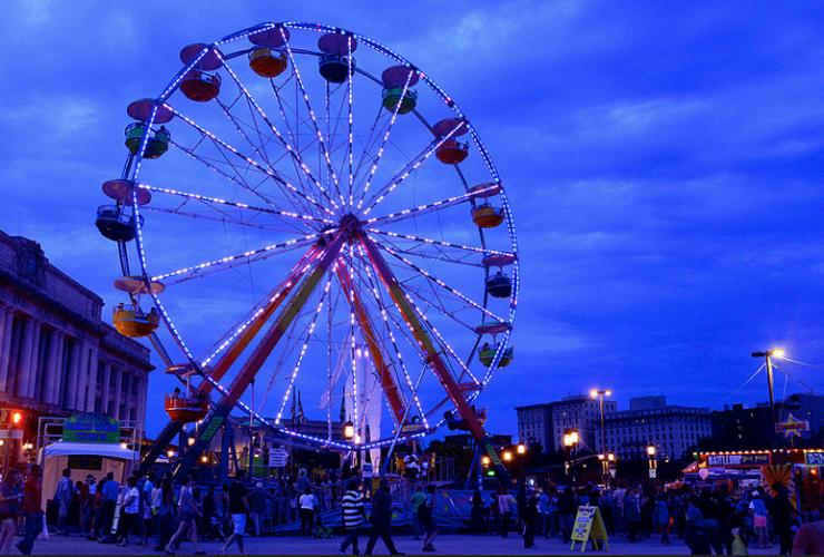 Artscape Ferris Wheel