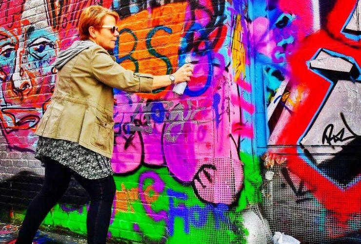 Aslop Graffiti Alley