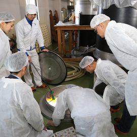 Azumi Japan Sake Brewery1