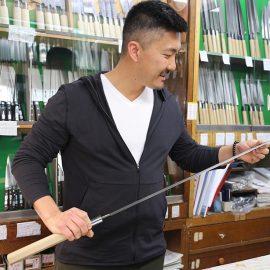 Azumi Japan Tsukiji Knife5