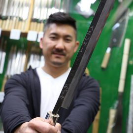 Azumi Japan Tsukiji Knife9