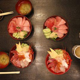 Azumi Japan Tsukiji Market Breakfast4