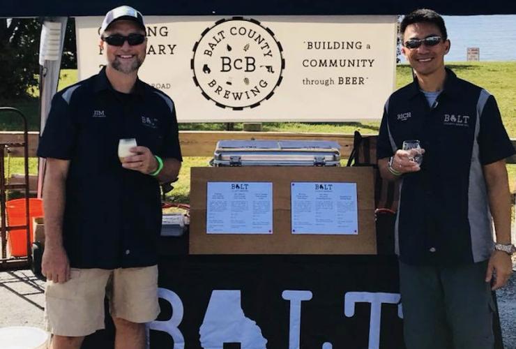 Balt County Brewing