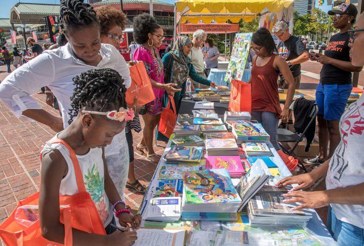 Baltimore Book Festival 2017 Remsberg