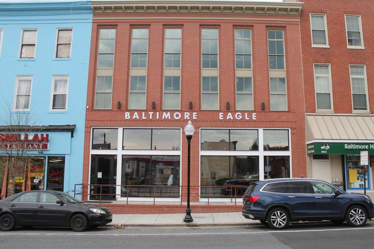 Baltimore Eagle Reopening