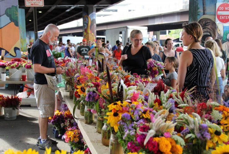 Baltimore Farmers' Market and Bazaar