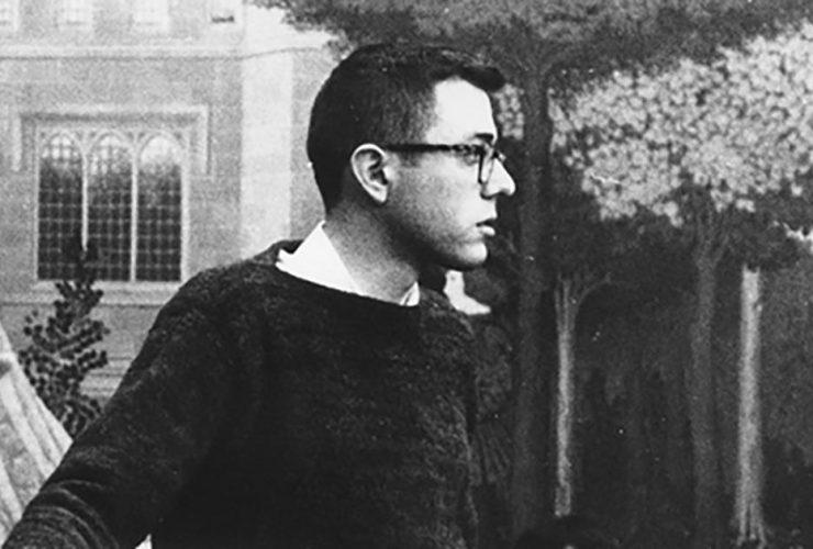Bernie Sanders Uofc 1963 1160