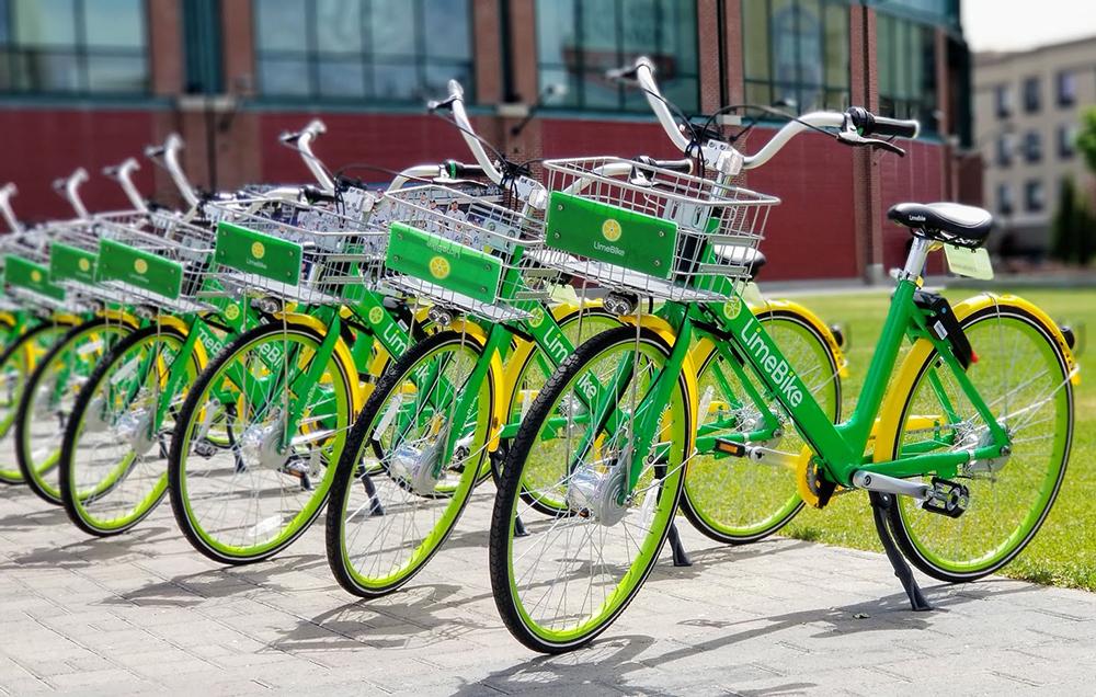 Bikeshare Lime 1