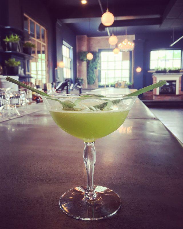 Bluebird Lemongrass