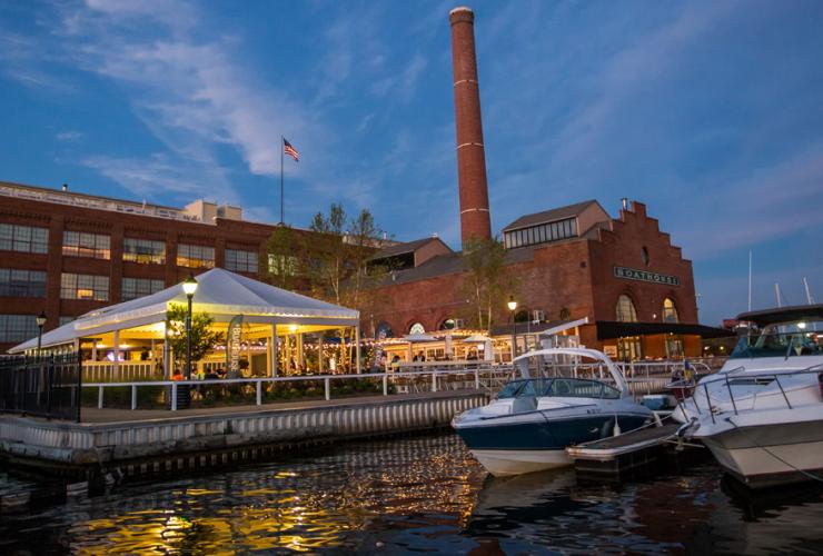 Boathouse Waterfront