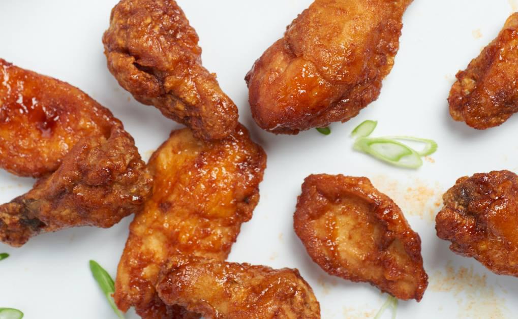 Bonchon Chicken Wings