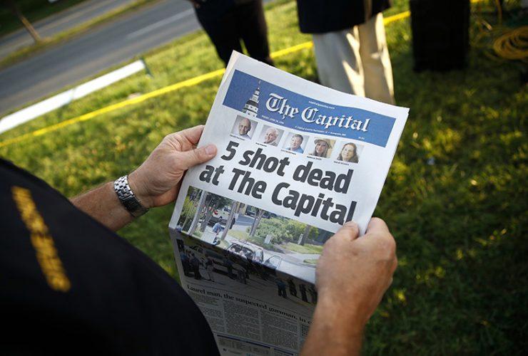 Capital Gazette Ap