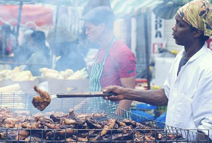 Caribbean Carnival Food