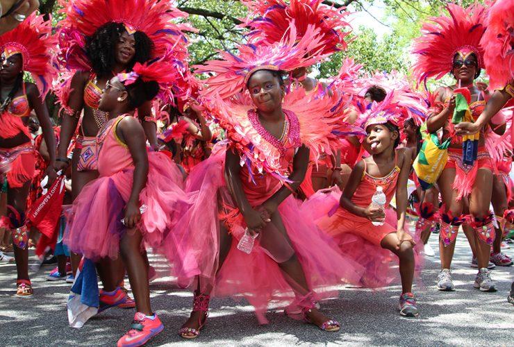 Caribbean Festival pink