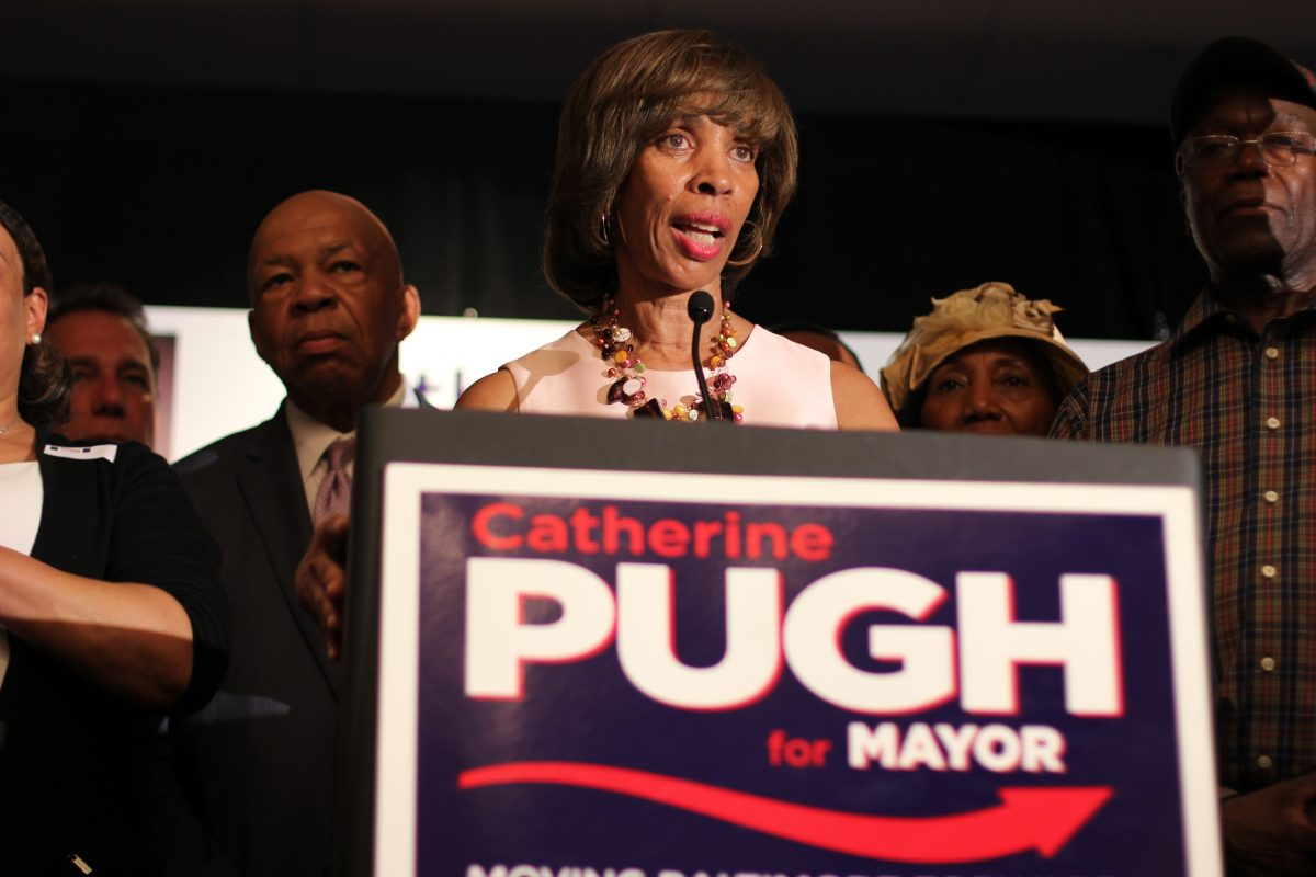Catherine Pugh Election