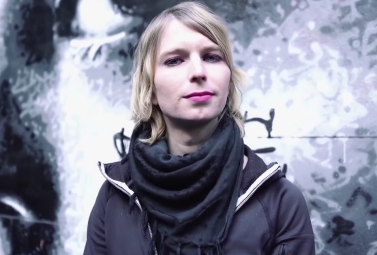 Chelsea Manning Grab