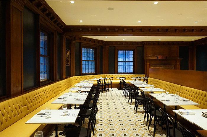 Chez Hugo Dining