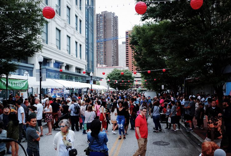 Chinatown Park Ave