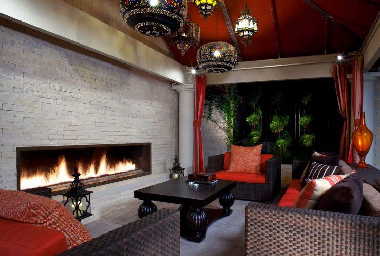Cinnamon Concept Suite Patio